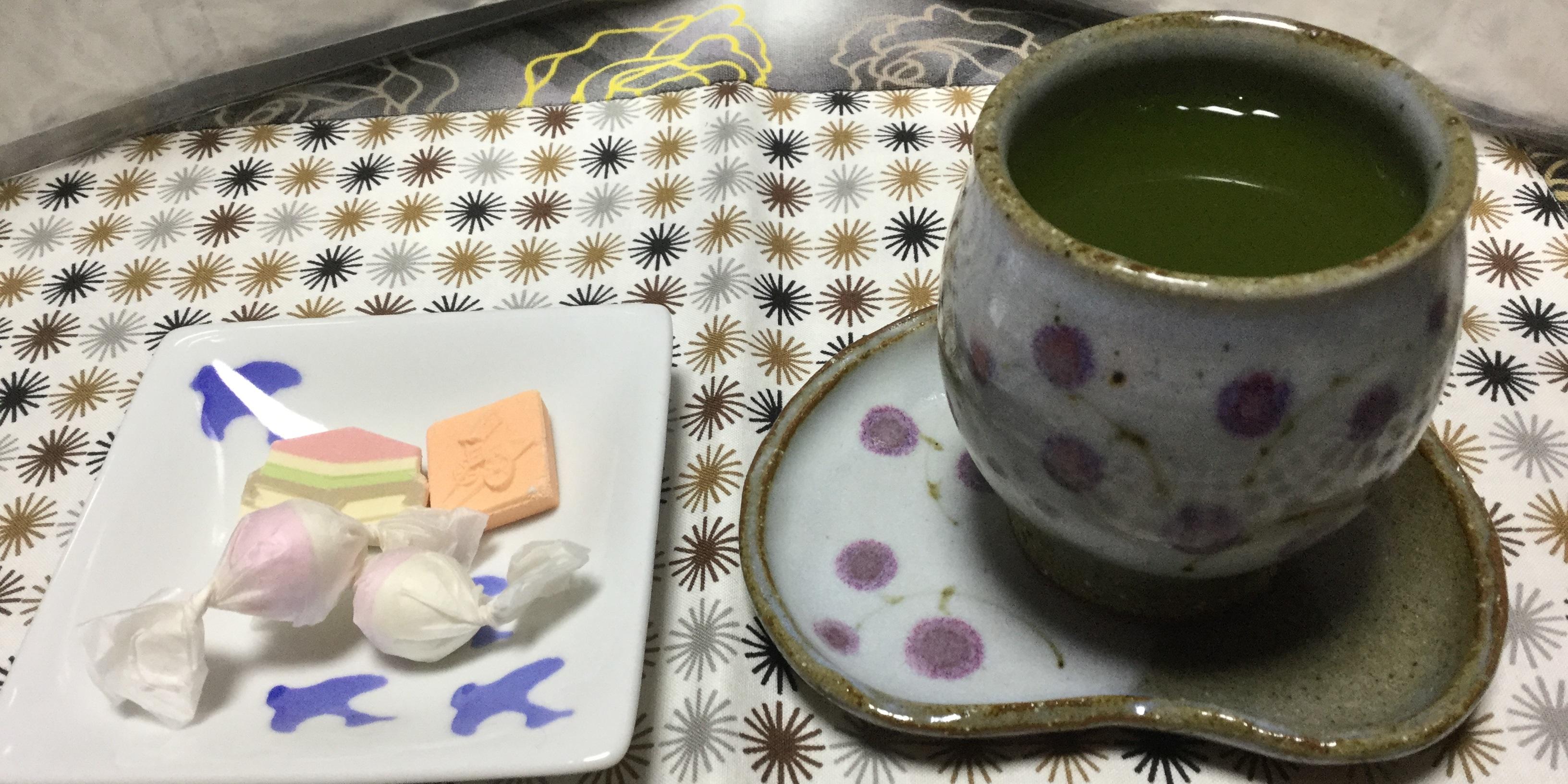 お茶農家の今日の一杯 2019年2月2日
