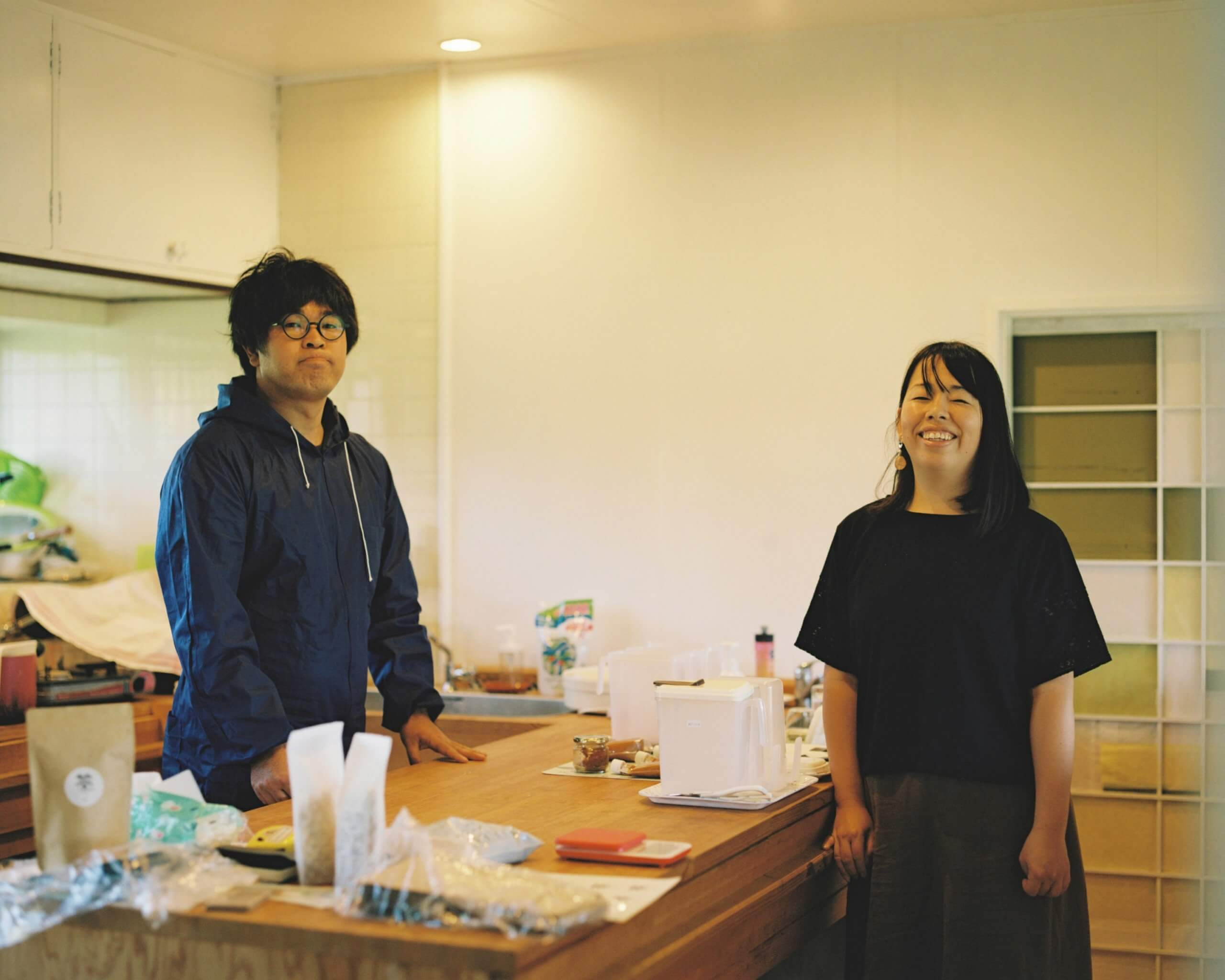 結婚した後も、それぞれが好きな仕事をやり続けている知香さんと祐星さんのえい会話|Ei Talk